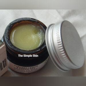 juicy chemistry tuskany lemon lip balm